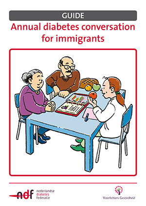 GUIDE Annual diabetes conversation for immigrants
